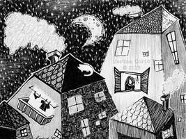 Night Hour by Stardust-Splendor
