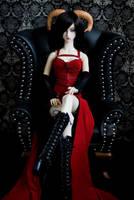 The Red Queen by prophetek