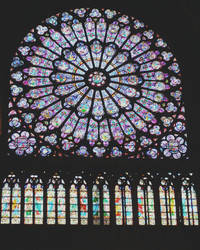 Stained Glass #1 by EnyeGize
