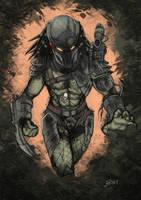 Predator Doodle by BESTrrr