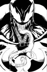 Heroes Con Venom by BESTrrr