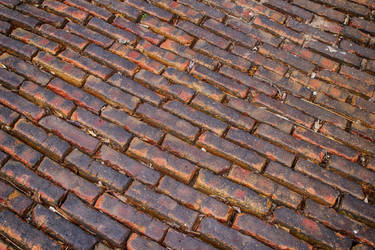 Hdr Brick Road 01 by dknucklesstock