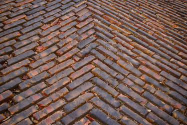 Hdr Brick Road 02 by dknucklesstock