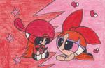Reading Love! by Rhythm-is-best-pony