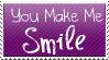 You Make Me Smile by LaurenEatsChildren