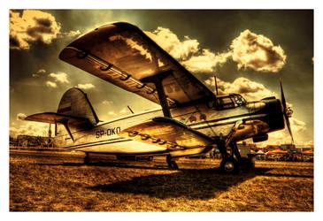 Plane by Riffo