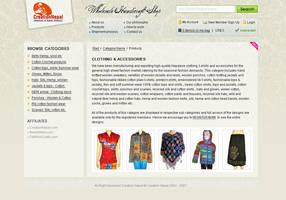 Nepalese Clothing by lastDoorSolutions