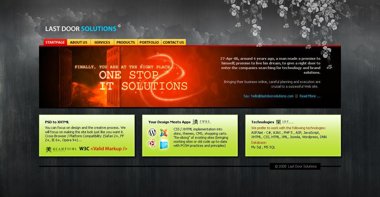 Last Door Solutions V2 by lastDoorSolutions