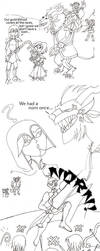 SLI 01: The Legend of Bearwolf Von Raven by PhoebeJ