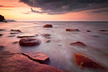 Kura-Kura beach by harivode