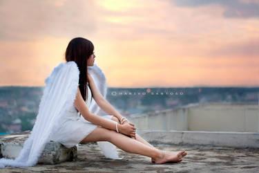 White Angel by harivode