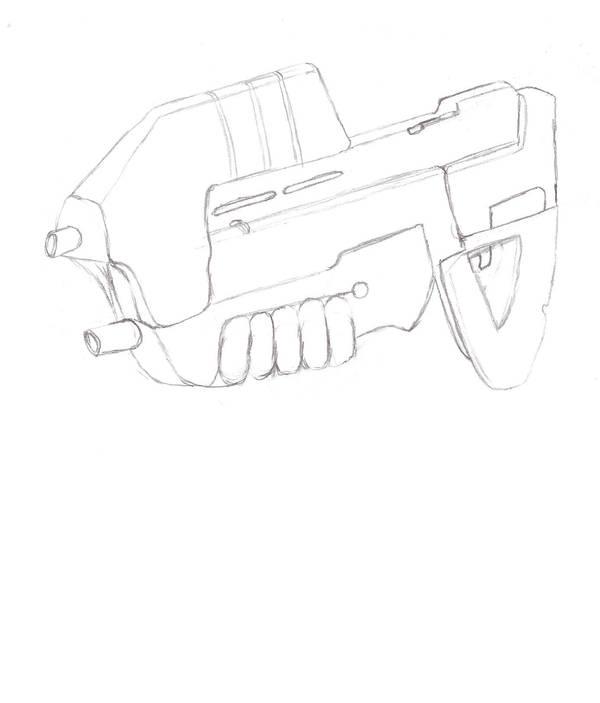 Halo Gun Schematics