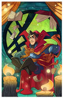 Strange Magic by DaveBardin