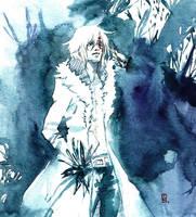 snow queen by Daniel-de-Chaos