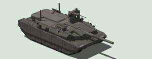 X4 Centurion MBT Variant by MrJumpManV4