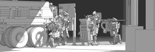 RO-SWAT units by MrJumpManV4