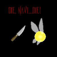 Die Navi -stab- by ChaosEmeraldHunter