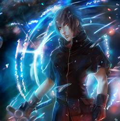 Final Fantasy XV:Noctis by YETI000