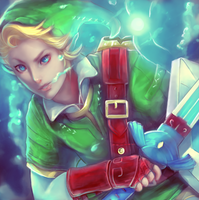 Link by YETI000