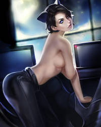 Catwoman by YETI000