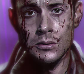 Dean Winchester by YETI000