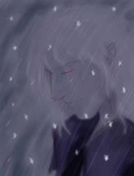 Snowfall by Elizabeth-EvilChibi