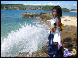 + Summoner Yuna of Besaid + by hiyoko-chan
