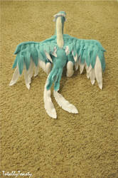Pina Plush Back - Sword Art Online by hiyoko-chan
