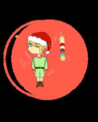 (AUCTION) (OPEN) Chibi Elf Adopt by petewentztheemogod