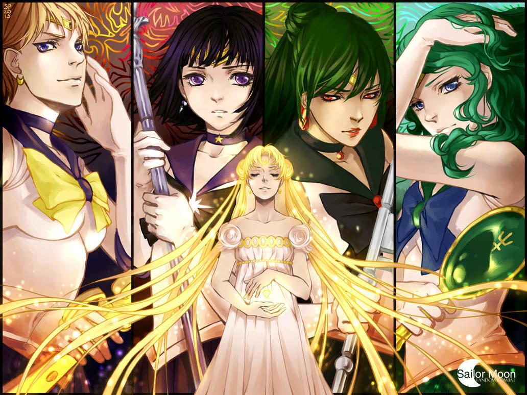 Defenders by Saiprin