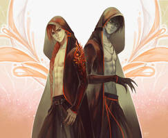 Ro and Lim by Saiprin