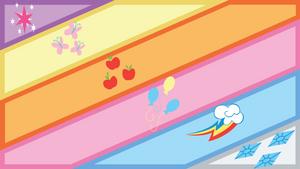 MLP wallpaper by sircinnamon
