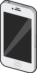 iPhone Vector by sircinnamon