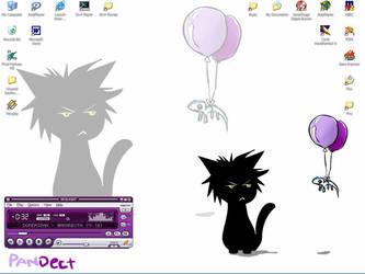 Desktop - Pandect by friedeggsofinsanity