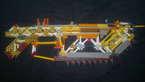 KNEX LANCER MKII by Turbocharge0