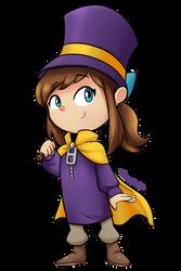 Hat Kid! by JamoART