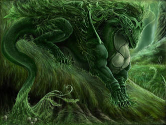 The Forest Spirit by Seyumei