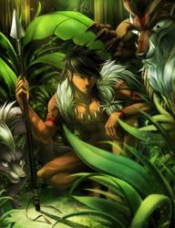 Tribal by Seyumei