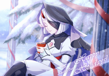 SS: Snow and Cocoa by Seyumei