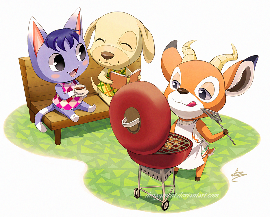 FF: Pocket Camp by Seyumei
