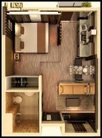 Apartment Ocean Park by ryb-benjamin