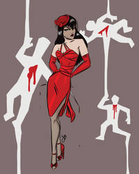 Elektra by johnblackofficial
