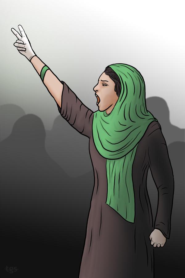 Green Revolution by JNLN