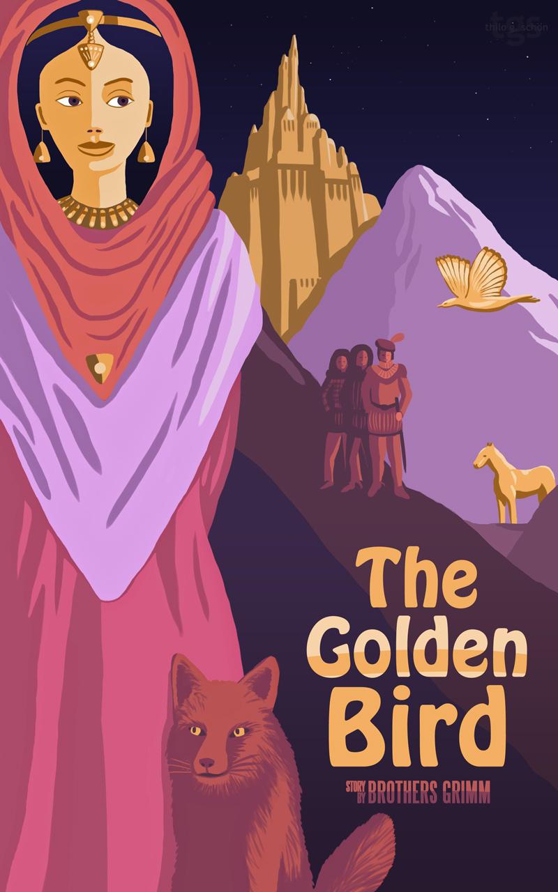 Golden Bird by JNLN