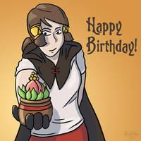 Fie Happy Birthday by JNLN