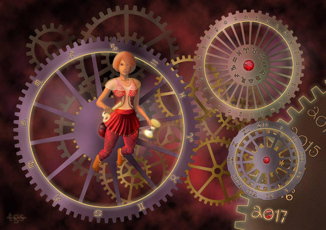 Clockwork by JNLN