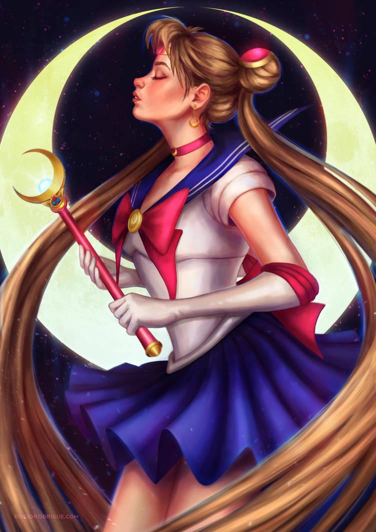Moon Power by RocioRodriguez
