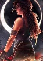 Tomb Raider by RocioRodriguez