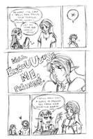 Zelda - Shut Up, Link by Peppermint-Biscuit