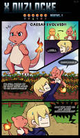 Nuzlocke: X Run: Unstoppable by PaperCactus